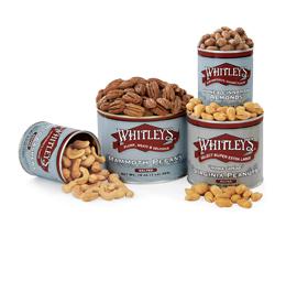Whitley's Classic Nut Sampler