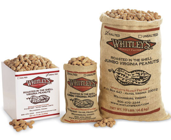 Salted Roasted-n-Shell Peanuts