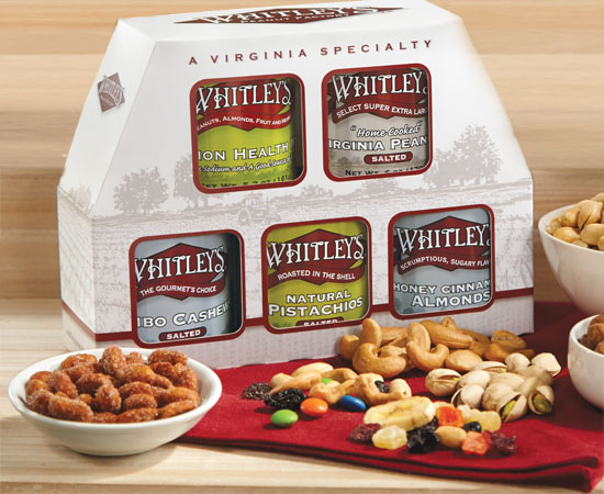 "Whitley's 5 Pack ""Wittle"" Tins"