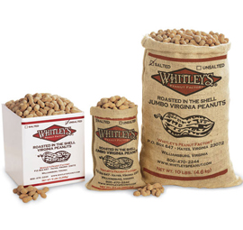 Unsalted Roasted-n-Shell Peanuts
