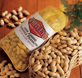 "Raw Virginia Peanuts ""Jumbo in Shell"""