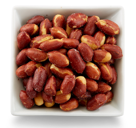 16 oz. Bag Salted Redskin Virginia Peanuts