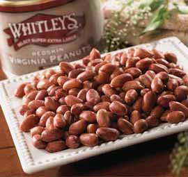 """""""Home-Cooked"""" Redskin Virginia Peanuts"""