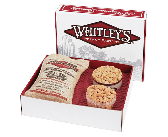 Whitley's Gift Box #12A & #12C