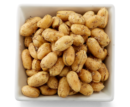 16 oz. Bag Salt & Black Pepper Virginia Peanuts