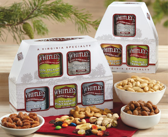 Whitley's 3 Pack