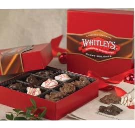 Holiday Chocolatey Assortment Box