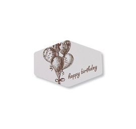 Special Occasions Collection Wood Crate 'Happy Birthday' - Whitleys Peanut Factory