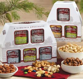 "Whitley's 3 Pack ""Wittle"" Tins"