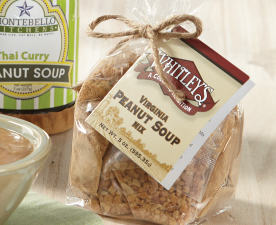 Whitley's Traditional Peanut Soup Mix (set of 2)