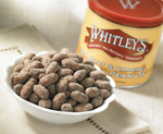 Case 12-20 oz Tins Sea Salt & Caramel Peanuts