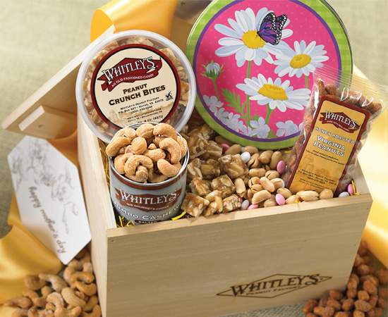 Mother's Day Wood Crate