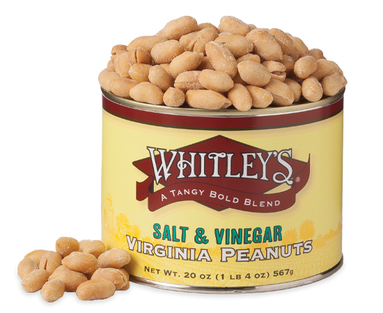 Salt & Vinegar Virginia Peanuts