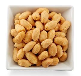 16 oz. Bag Bourbon Barbeque Virginia Peanuts