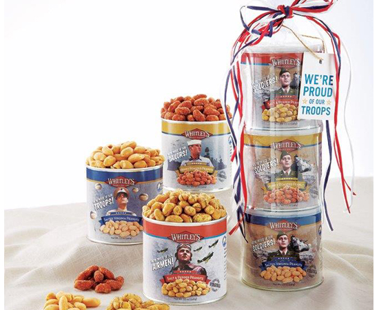 One of each Sailors Tin Gift Set
