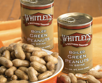 Boiled Peanuts  Traditional