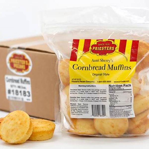 Aunt Sherry's Original Cornbread Muffins