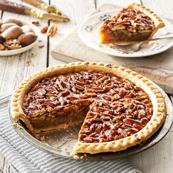 Old Fashioned Pecan Pies
