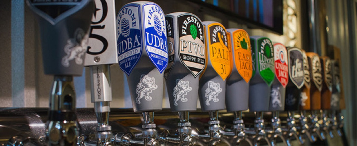Announcing Partnership with Firestone Walker Brewery
