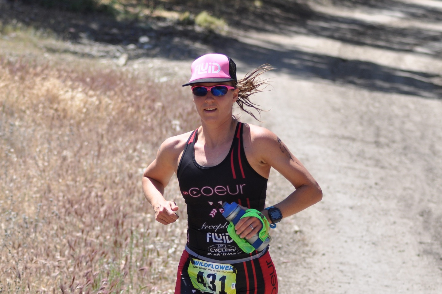 Featured Athlete:  Christine Scott