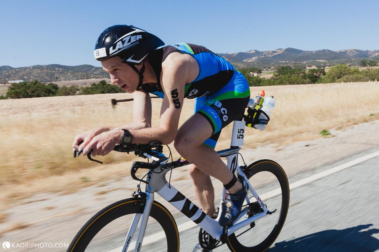 CBCG Professional Triathlete Andrew Langfield Gets It All Done