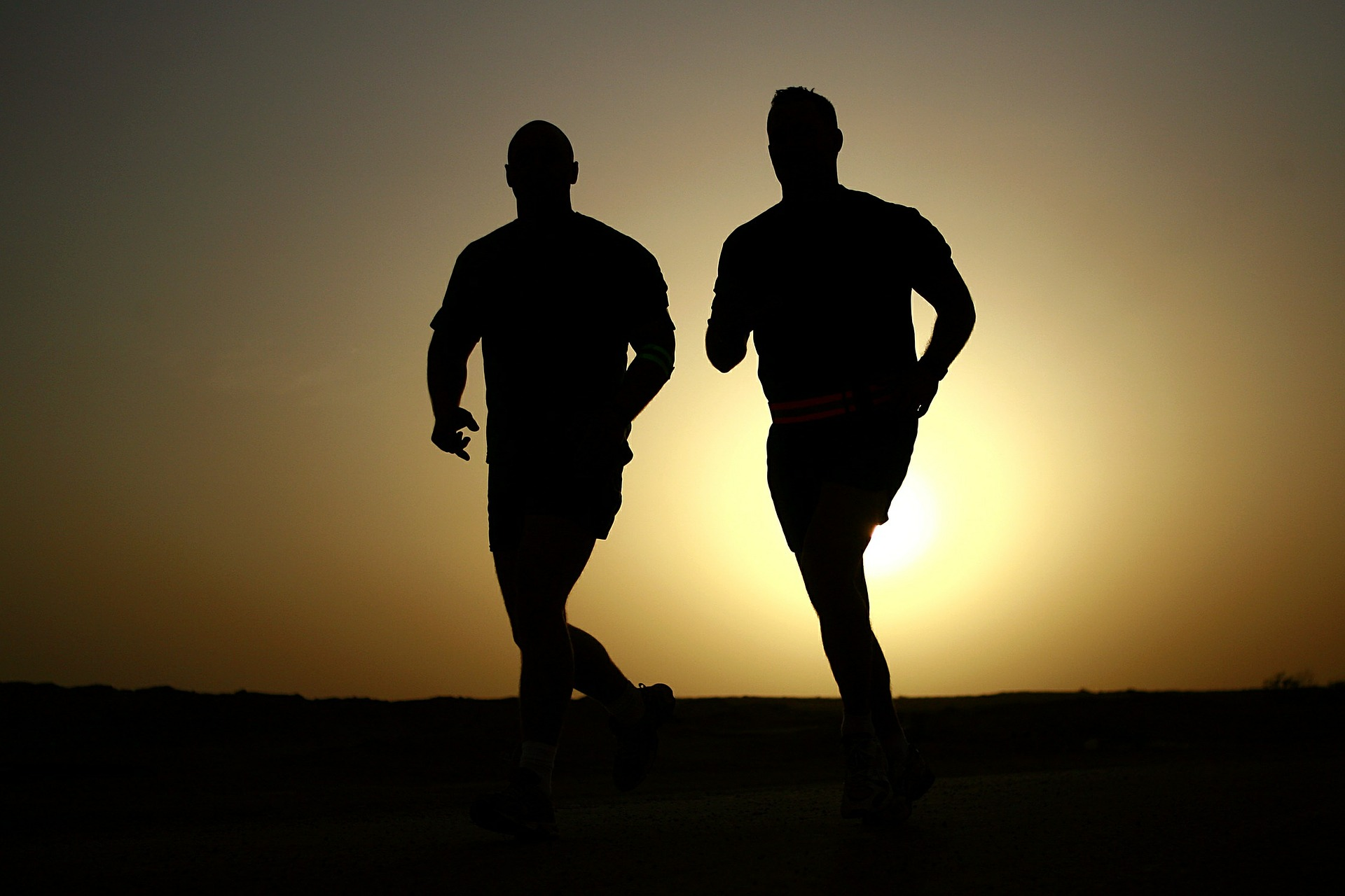 Ready to change your life forever? Go for a run!