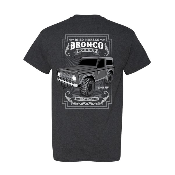 2021 Roundup Shirt Grey