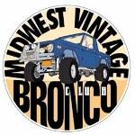 Midwest Vintage Bronco Club
