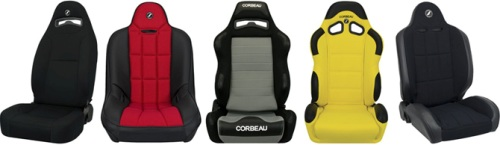 Corbeau Jeep Seats