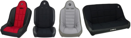 Corbeau Suspension Seats