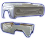 Extreme Fiberglass Body Kit