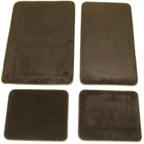 Carpet Floor Mats Ford Bronco 80-96