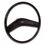 Steering Wheel Kit With Black Horn Button 74-77