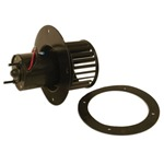 Heater Blower Motor Assembly w/Squirrel Cage