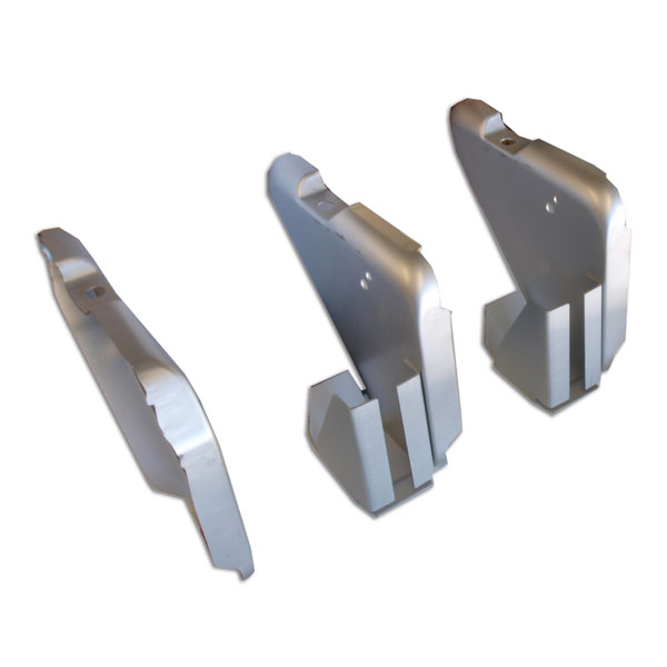 Core Support Bracket Set With Front Body Mounts
