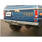 Bobcat Rear  Bumper