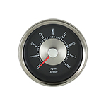 Tachometer Kit Stock Look One Digit