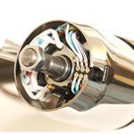 Stock spline fits 76-77 Steering Wheel