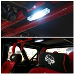 Roll Bar Mount Dome Light