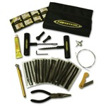 Tire Repair Kit Roll Up Compact