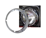 Chrome Headlight Ring - 71-77