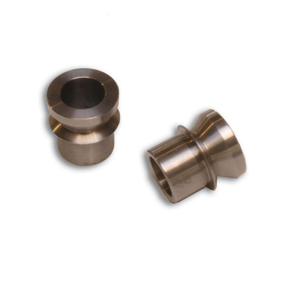 Misalignment Spacers 1 inch OD for 3/4 inch bolt and 2 5/8 inch brackets