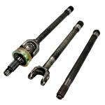 Yukon axle Dana 50 IFS Right inner (outer u/joint-slip yoke) 23.94in long 80-97 .