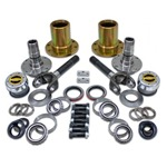 Spin Free Locking Hub Conversion Kit for use with Dana 30 TJ XJ YJ 30-spl 5 x 5.5in Pattern