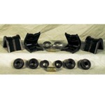 4dg 14pc Front End Bushings Kit