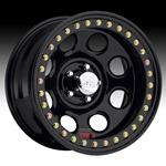 Raceline Rock 8 Steel Beadlock Wheels