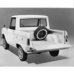 Bronco Bolt-on Steel Cab Publicity Release 1965-8-17