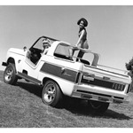 Bronco Dune Duster Publicity Release 1965-11-18