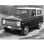 1972 Bronco Explorer Publicity Release