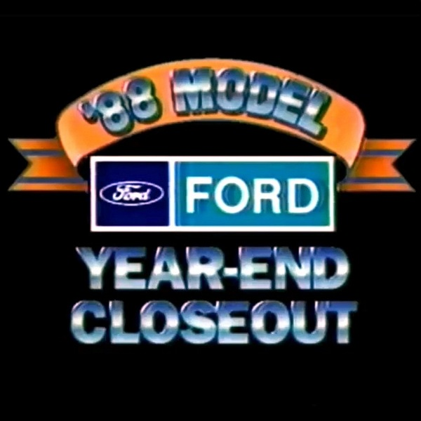 1988 Bronco II Year-End TV Commercial